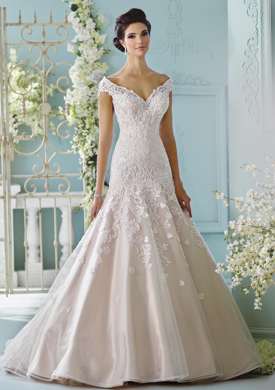 Trouwjurk Modellen.Trouwjurk Mon Cheri Model 216254 Silalia Unique Bridal Wedding