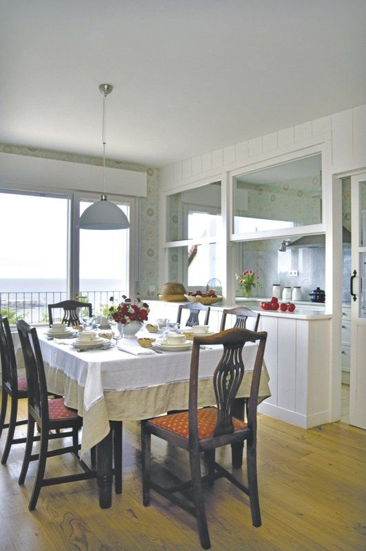 Una cocina abierta al comedor cocinas abiertas el for Cocinas abiertas al comedor