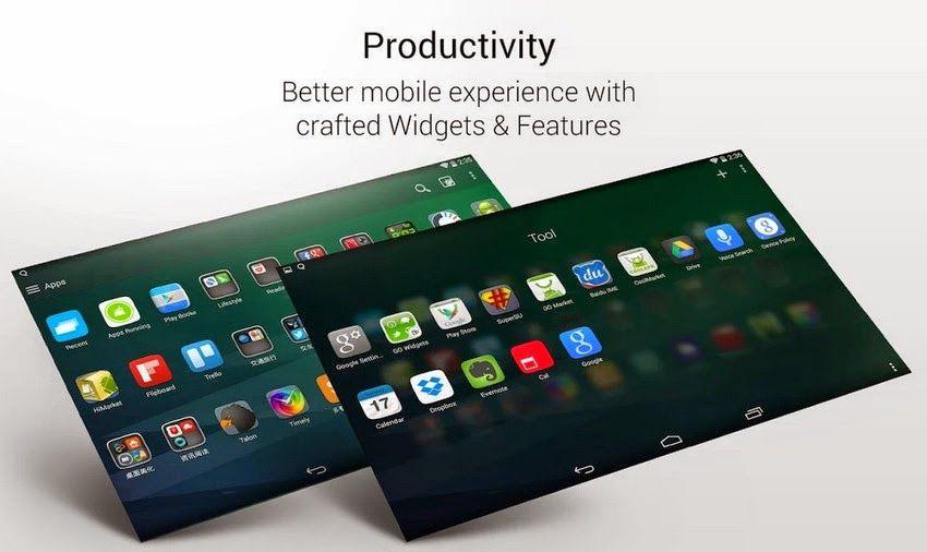 GO Launcher EX Prime Pro v5 02 Apk | Download Free Apk