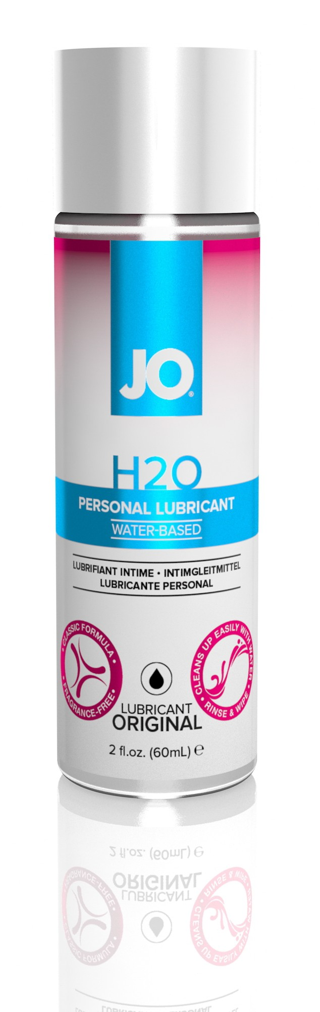 System Jo For Woman H2o Original 60ml With Images Water