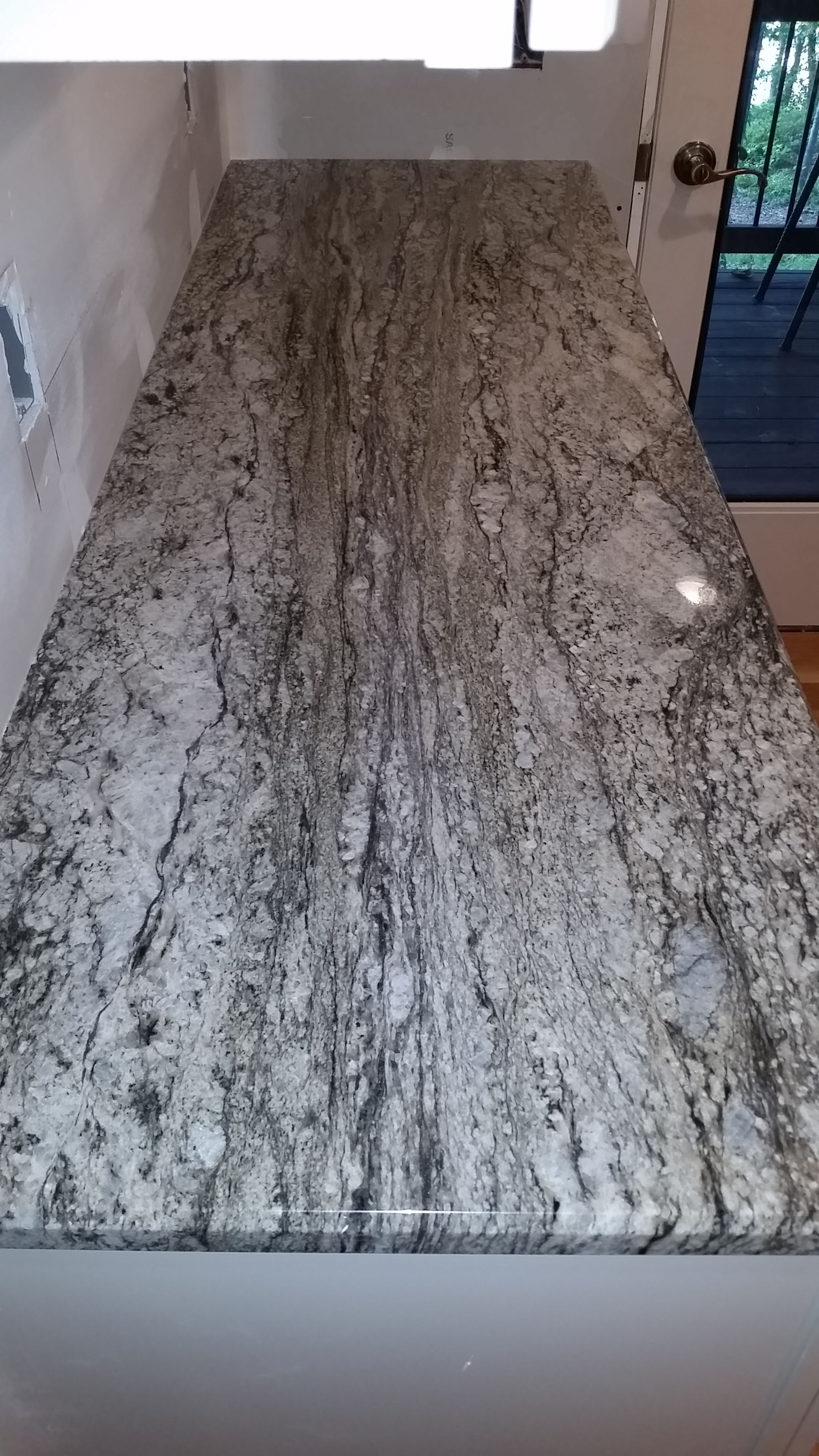 More Of Our Granite On The Butler Pantry It S Blue Dunes