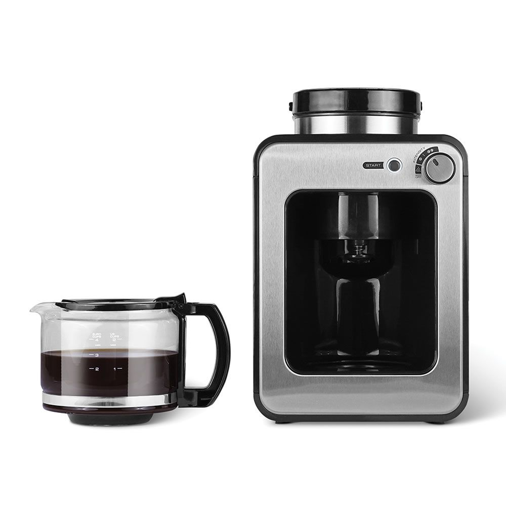 The Compact Grind And Brew Coffee Maker4 Coffee maker