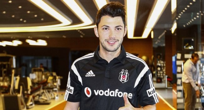 Tolgay Arslan - German/Turkish - Besiktas (Super Lig) - MF - August 16, 1990