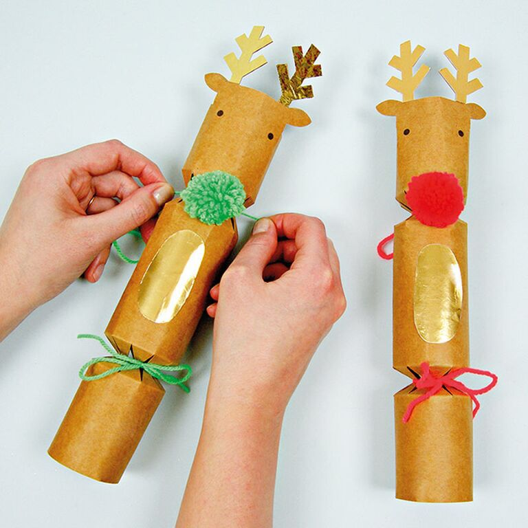 Make your own reindeer crackers by merimeri at the original party make your own reindeer crackers by merimeri at the original party bag co solutioingenieria Images