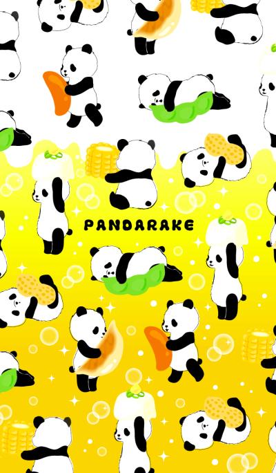 Pandarake Ver Beer Taste Cute Panda Wallpaper Panda Artwork Panda Wallpaper Iphone