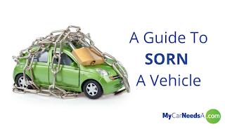 How To Sorn A Car Car Insurance Cheap Car Insurance First Car