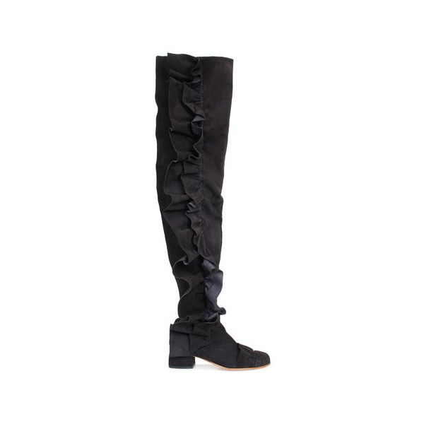 Beau Coops x Romance Was Born     Baylen Boot (€940) ❤ liked on Polyvore featuring shoes and boots