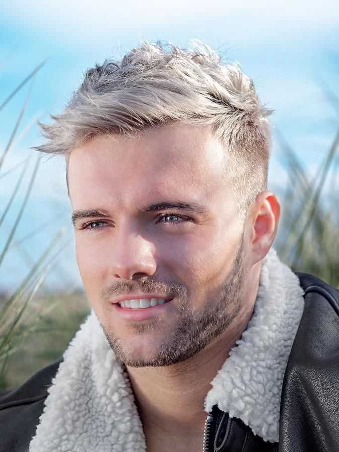 Best 30 Blonde Hairstyles For Men In 2018 Great Hair Pinterest