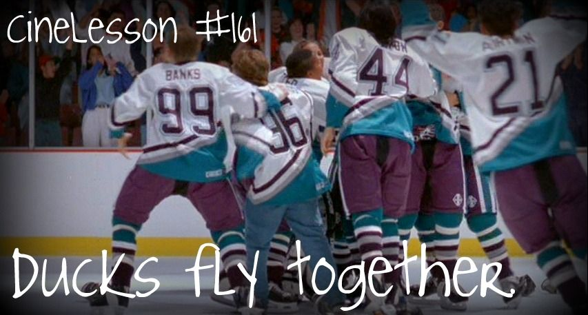 Cinelessons Mighty Ducks Quotes Favorite Movies Love Movie