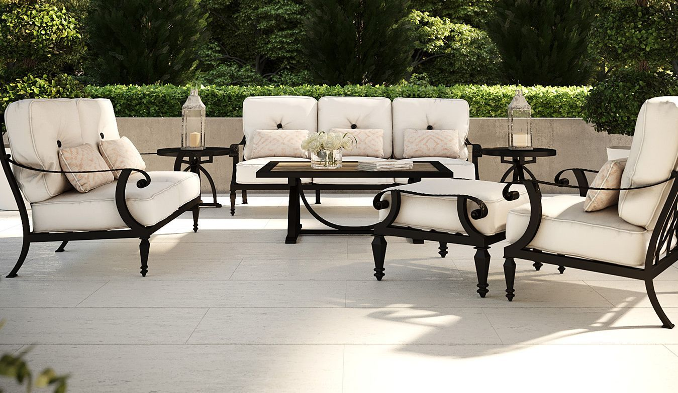 Bellagio Collection in 2020 | Luxury outdoor furniture ... on Fine Living Patio Set id=80765