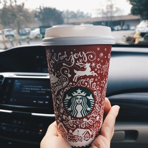 christmas, Christmas time, and coffee image