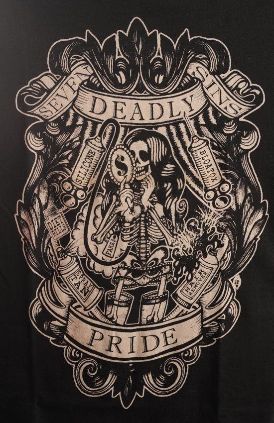 The Seven Deadly Sins: Pride
