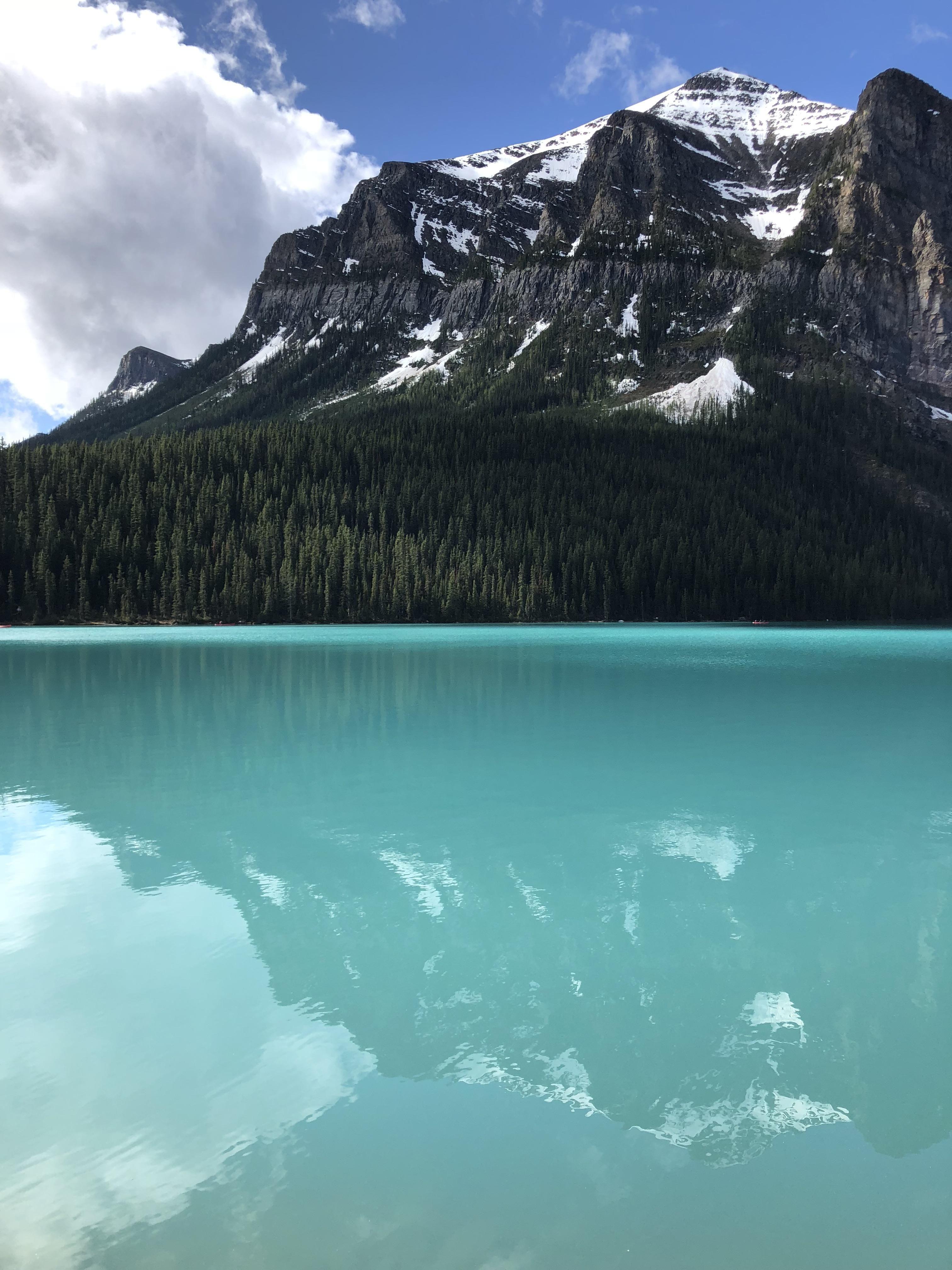 Lake louisebanff national park ca 3024 x 4032 nature
