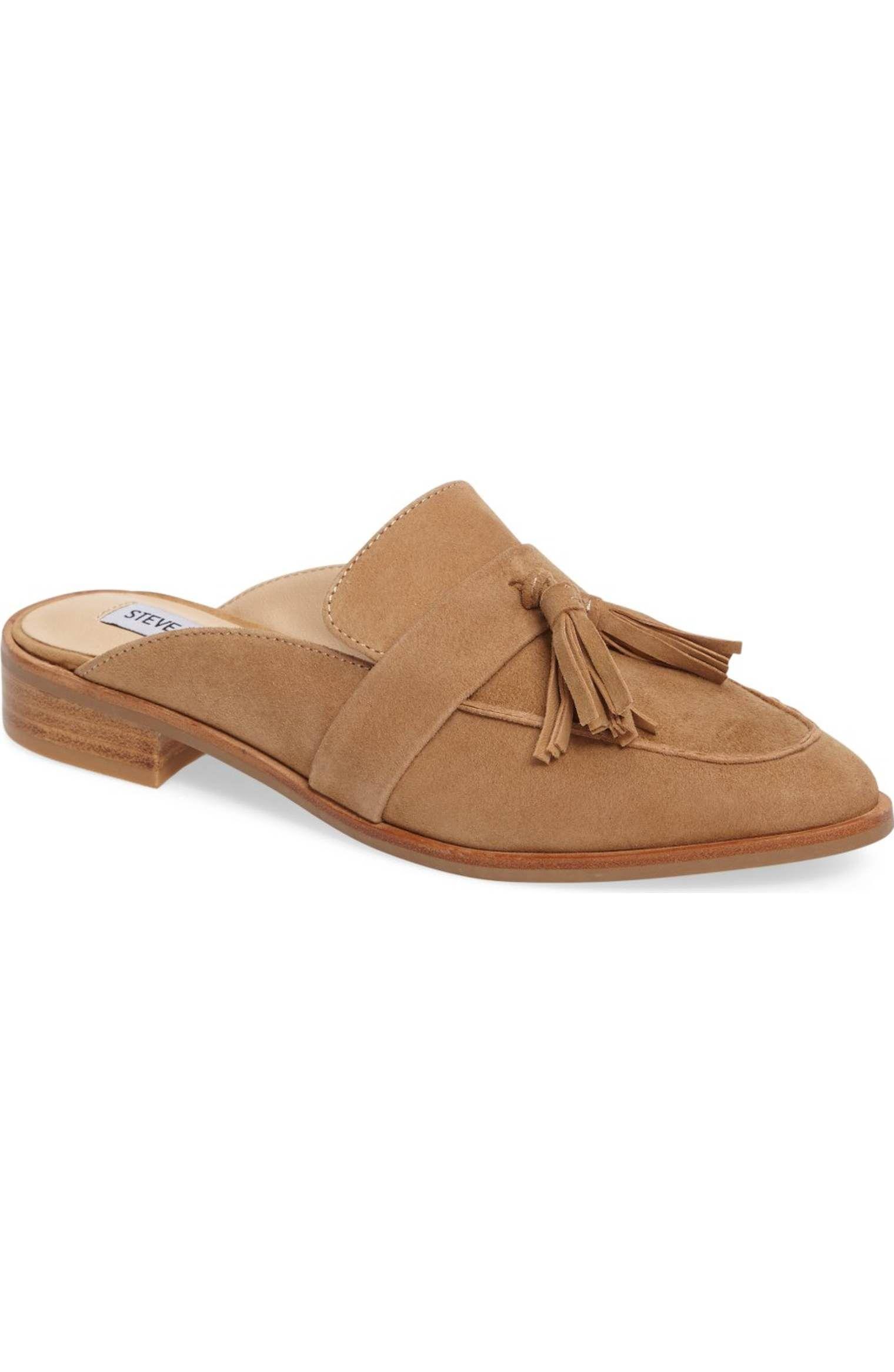 39401d591c0 Steve Madden Magan Tasseled Mule :: | :: SHOES :: | Shoes, Spring ...