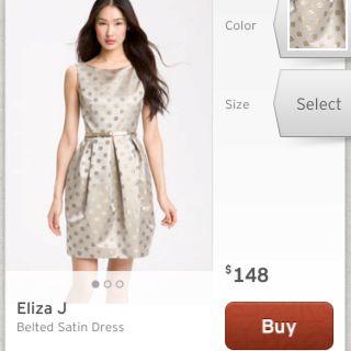 Bridesmaid or dress #2