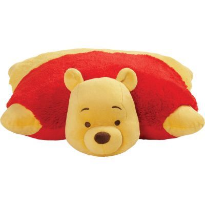 Pillow Pets Disney Winnie The Pooh Bear Stuffed Animal Plush Toy & Reviews - Macy's