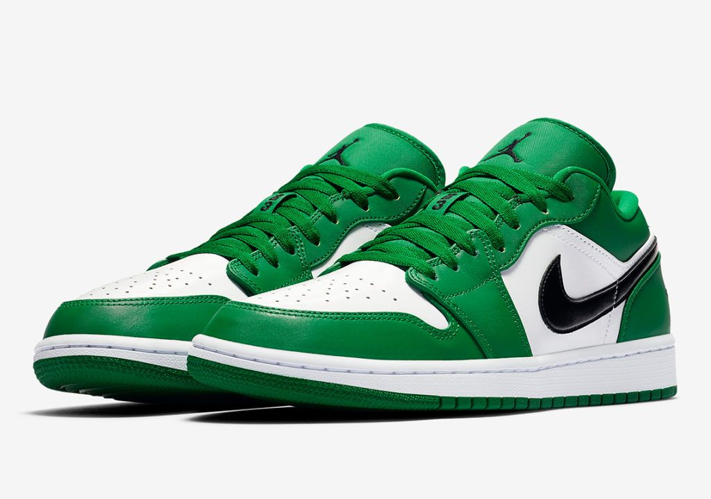 The Air Jordan 1 Low Pine Green Are Available Now For 90 00 With Free Shipping In 2020 Air Jordans Air Jordans Retro Jordan 1 Low