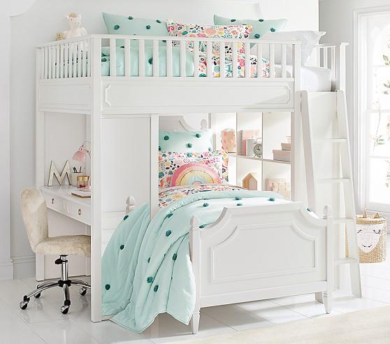 Ava Regency Loft Bed Kids Bedroom Designs Kids Loft Beds Kids