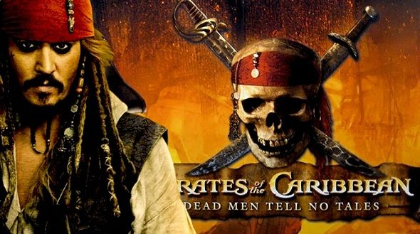 La quinta entrega de 'Piratas del Caribe' aún está en el aire
