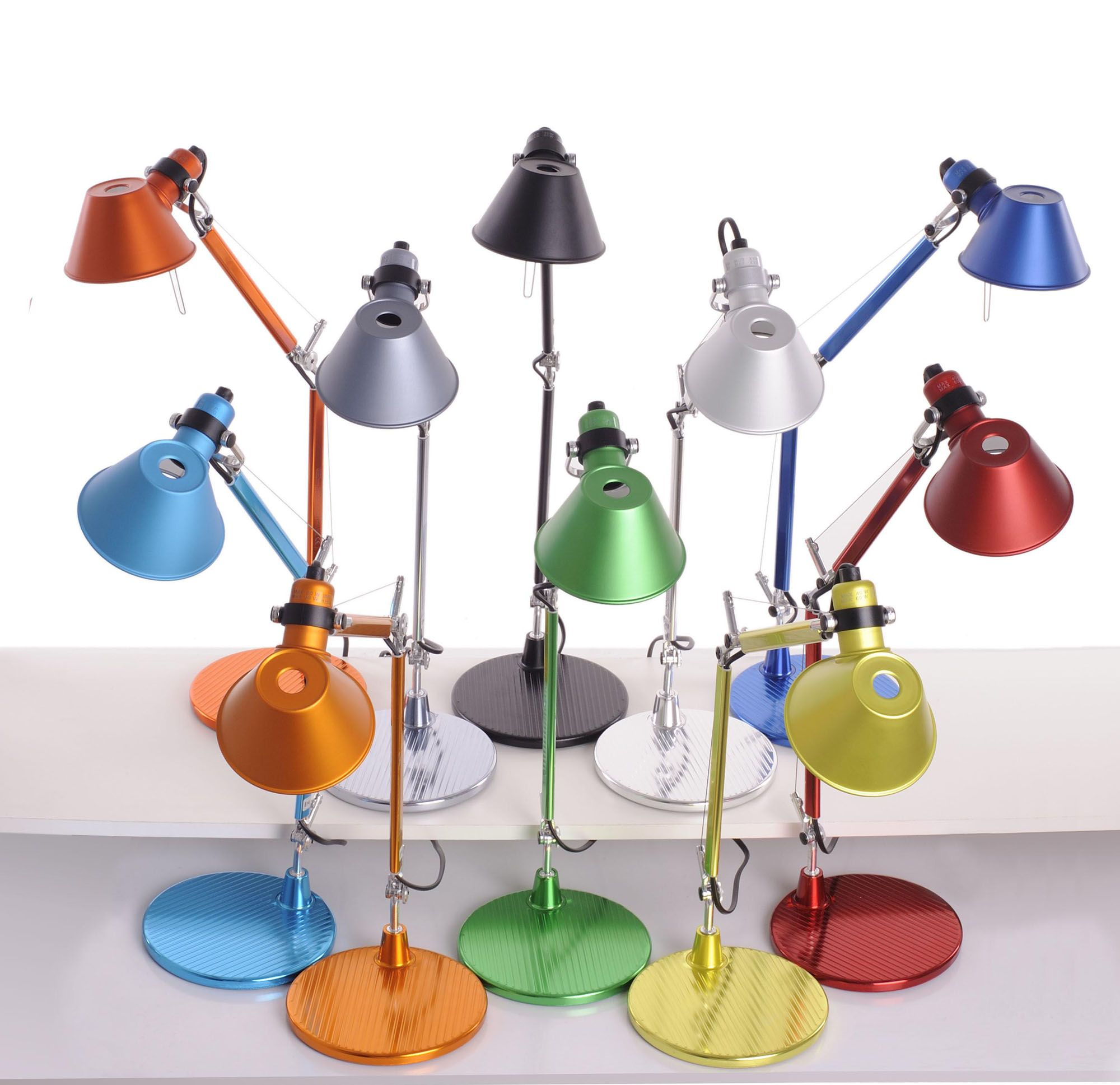 Funky Desk Lamps Funky Desk Lamps That Add A Splash Of Colour Bright Interior