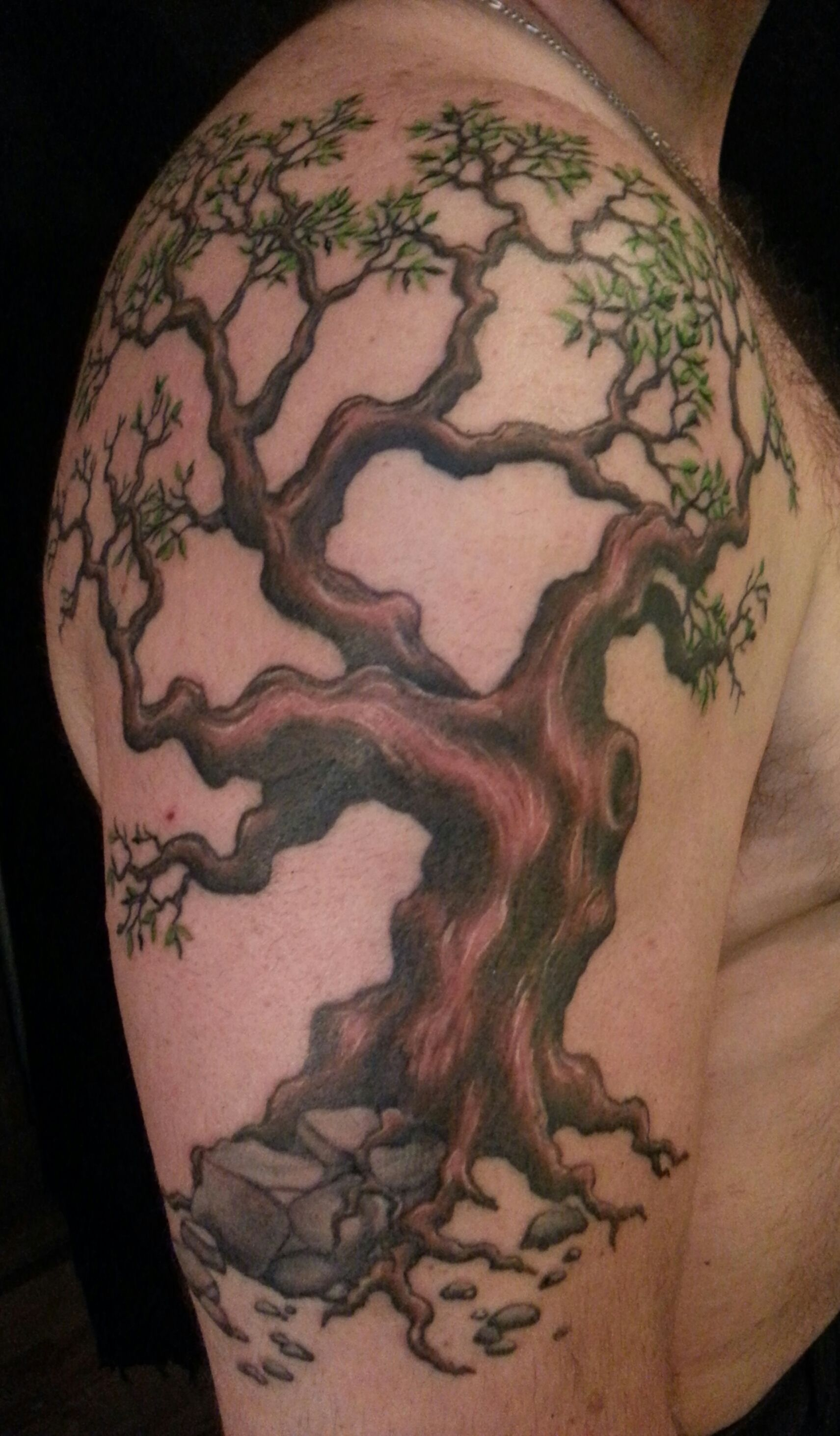 b41e1f338bac4 bodhi tree tattoo - Google Search | Tattoo ideas | Tattoos, Canada ...