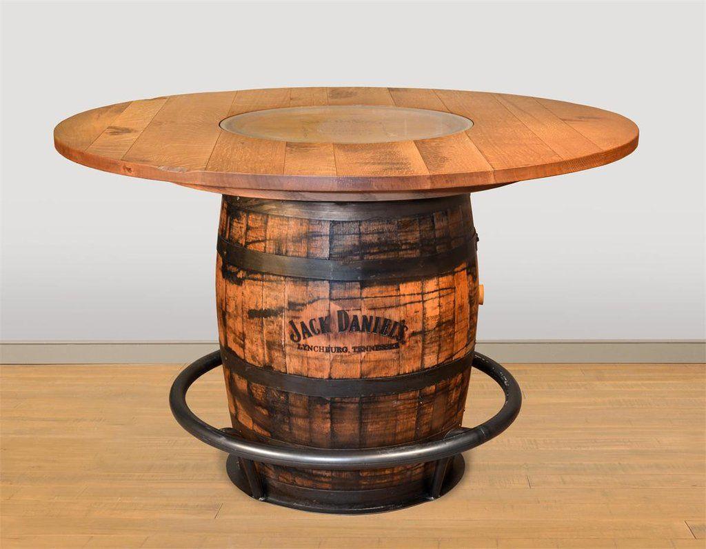 Jack daniels barrel pub table jack daniels barrel pub tables jack daniels barrel pub table geotapseo Images