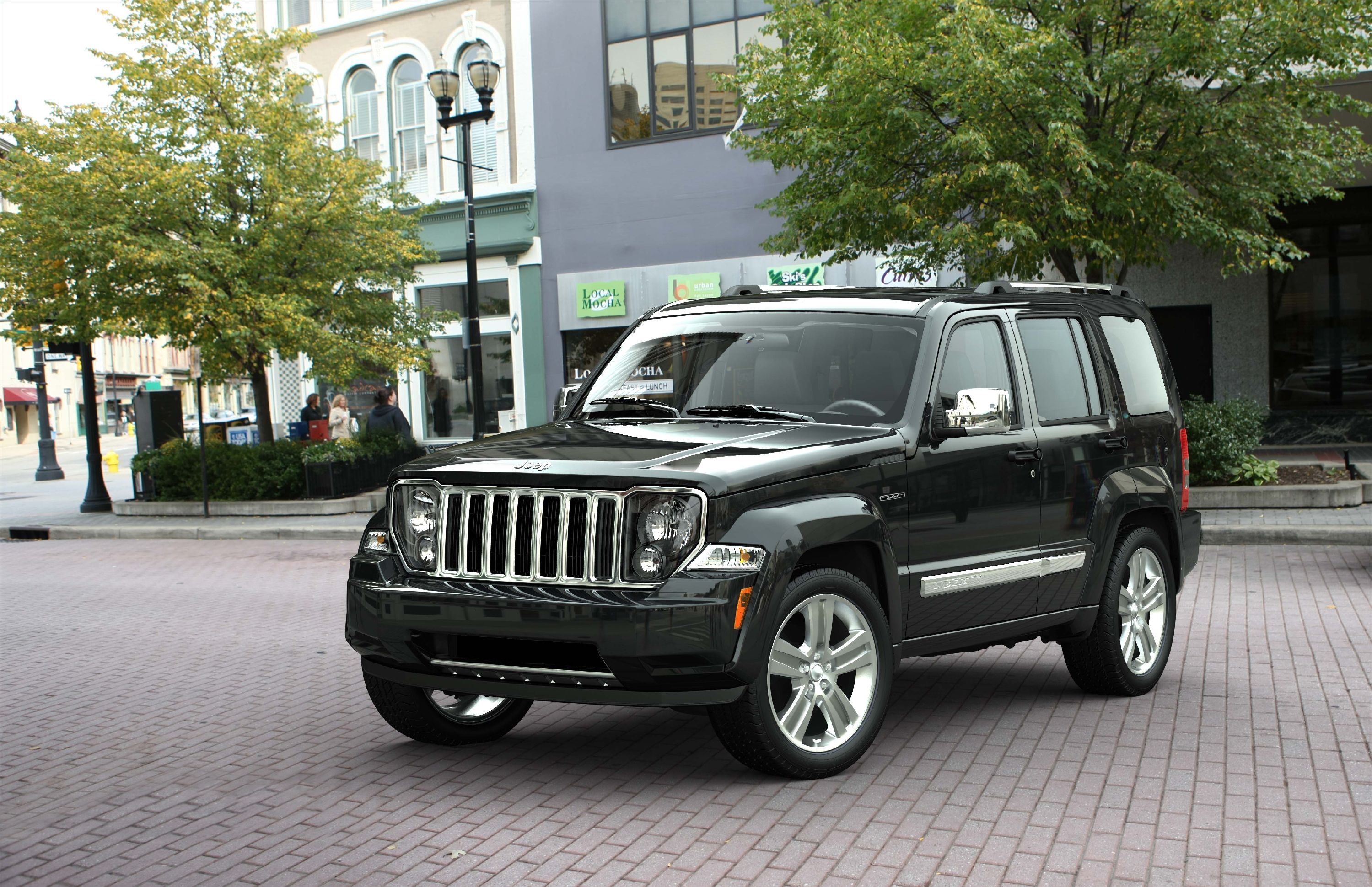Jeep Liberty JET MY NEW RIDE Rides