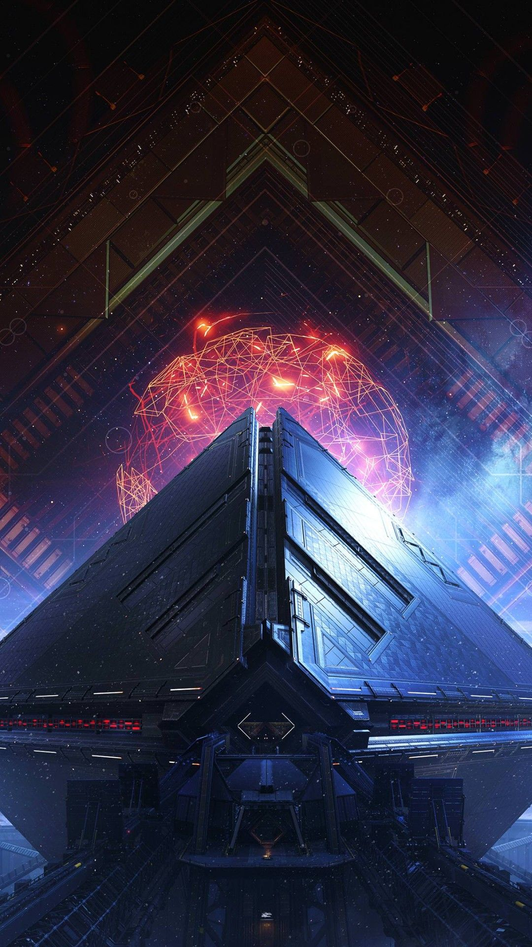Destiny Wallpaper Iphone Background Hupages Download Iphone Wallpapers Sci Fi Wallpaper Destiny Game Pyramids