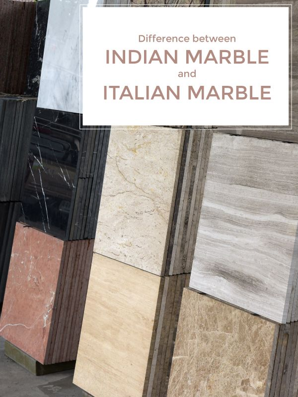 ba008df47a65 Here's everything you need to know about Indian and Italian marble. Their  origins, popular varieties, pricing, maintenance tips and more!