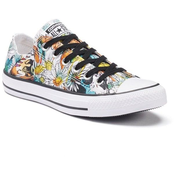 Women's Converse Chuck Taylor All Star Daisy Print Sneakers