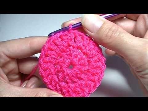 Hoe Cirkel Rondje Haken Met Stokjes Haken Crochet Crochet