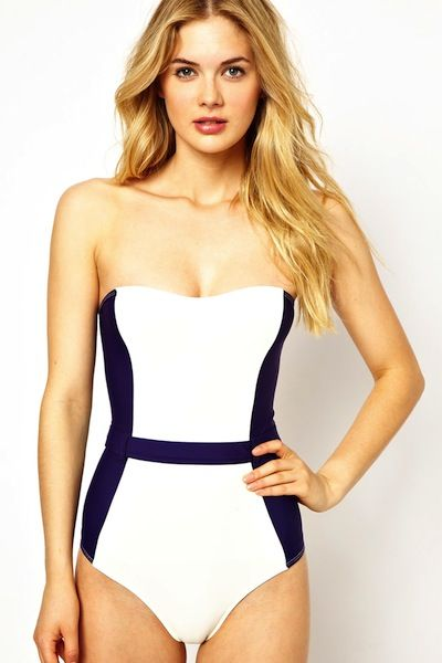 Where online can you buy cute but good one piece swim suits?