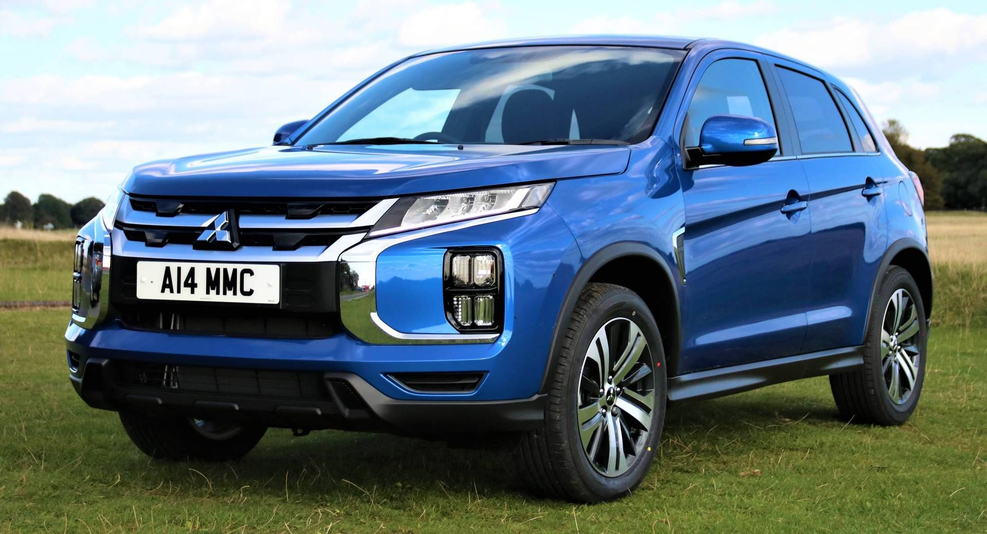 2020 Mitsubishi Asx Goes On Sale In Britain From 20 295