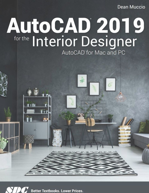 Autocad 2019 For The Interior Designer Ebook Interior Design