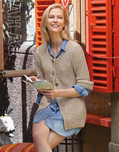Hacer chaquetas de lana mujer