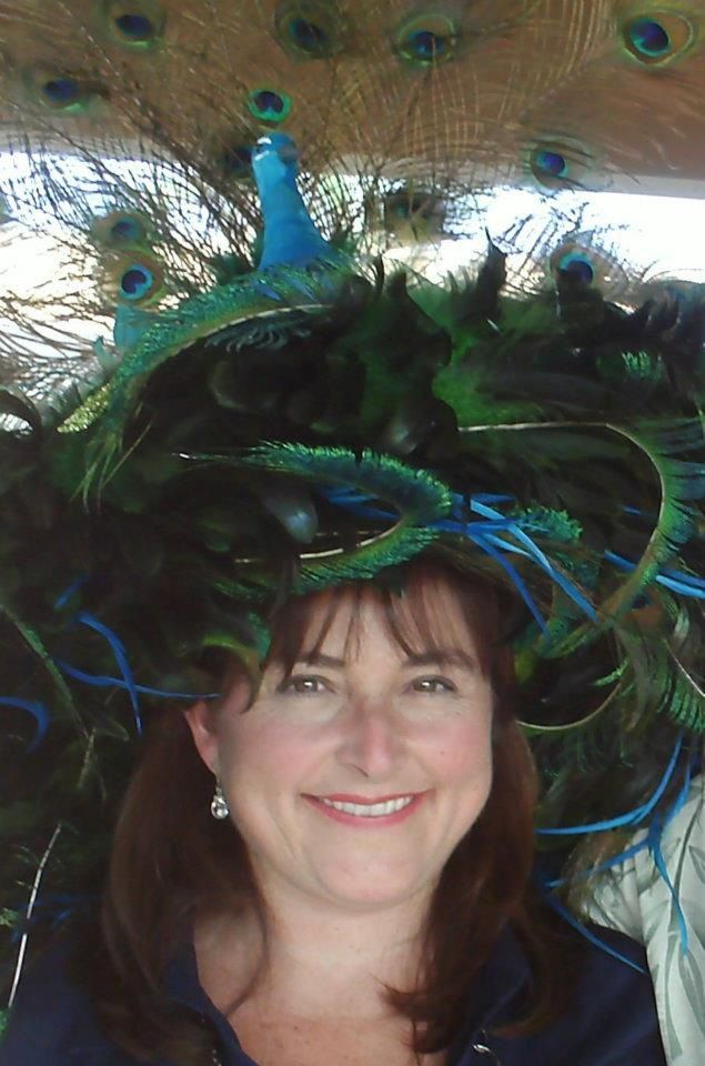 Lori S Peacock Hat Hats Amp More Hats At Del Mar Amp Santa