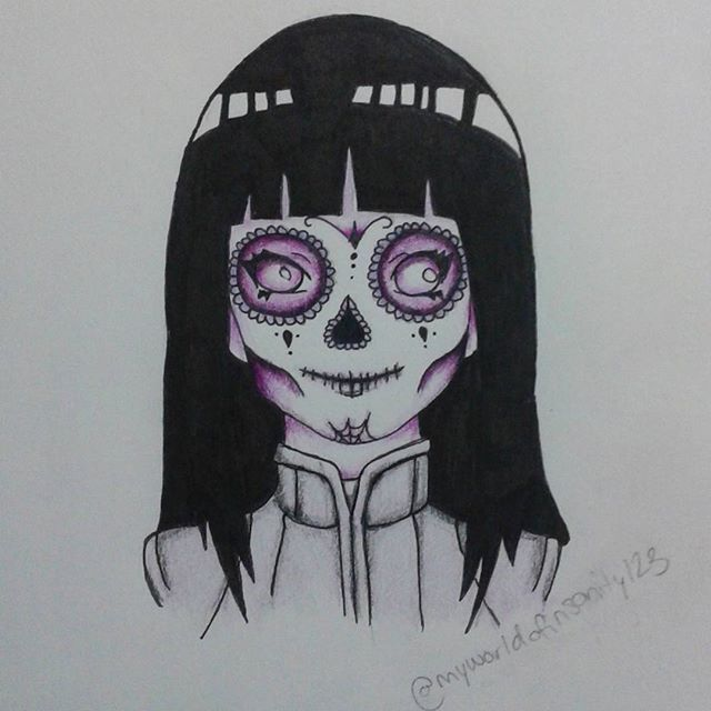 naruto sugar skull - Google Search