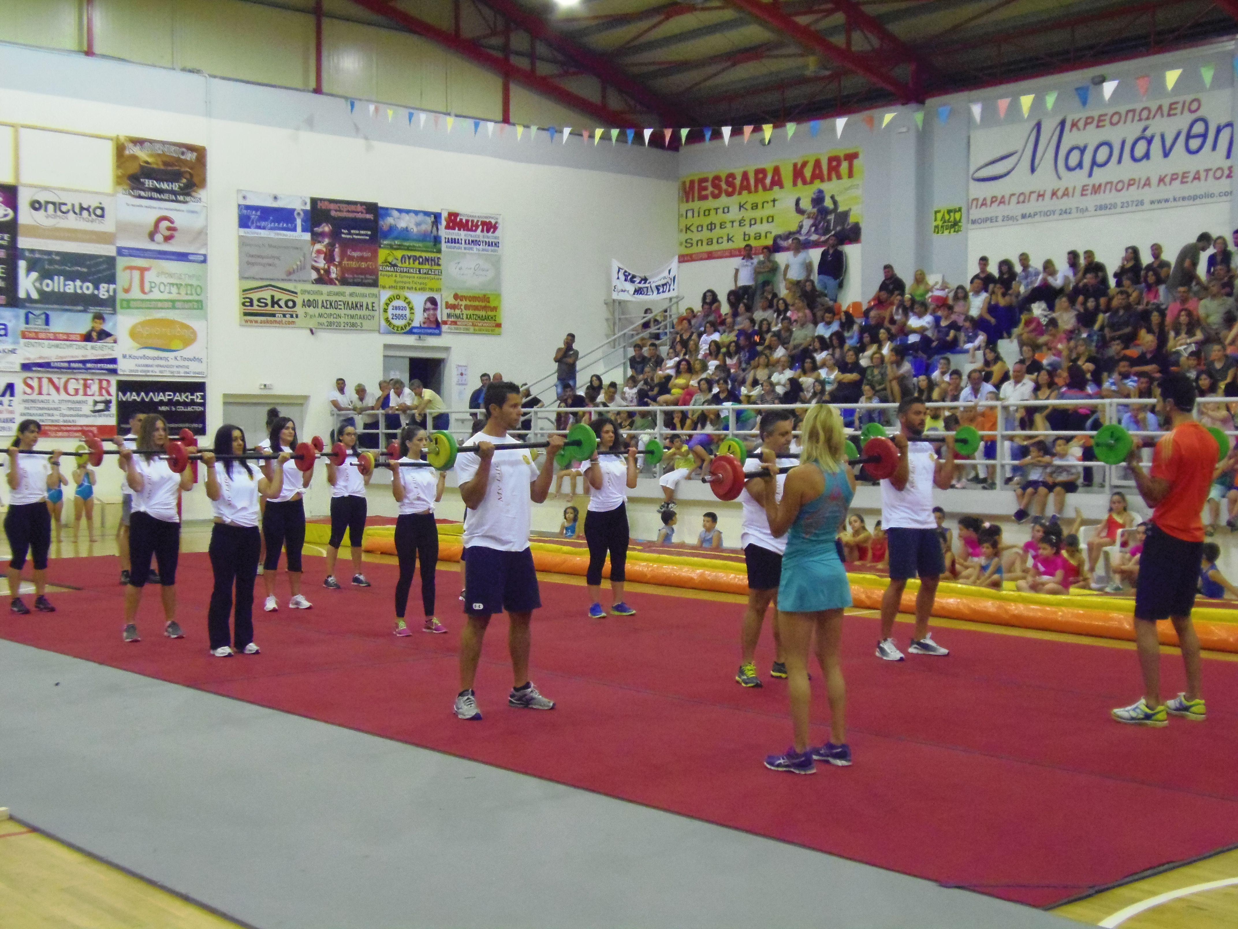 Gym show bodypump june 30 2012 body pump