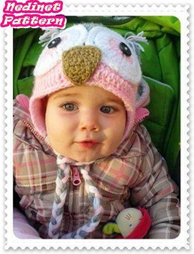 Owl Hat Crochet Pattern Owl Hat Pattern Girl Crochet Hat Best