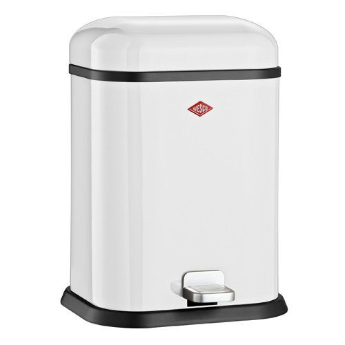Wesco Single Boy Pedaalemmer 13 Liter Kitchen Trash Cans Small Space Bathroom Amazing Bathrooms