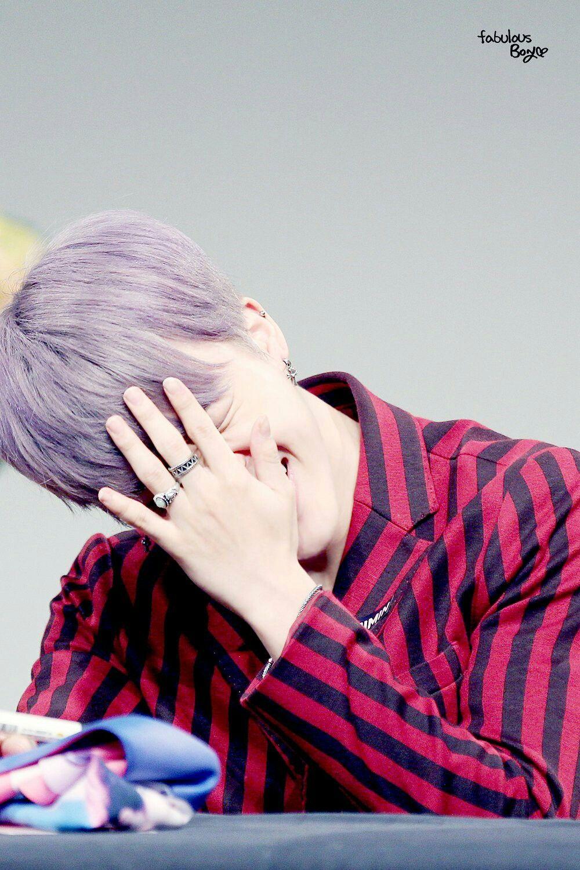 •161016 Mokdong Fansign || #BTS #BloodSweatTears | #Jimin~☆