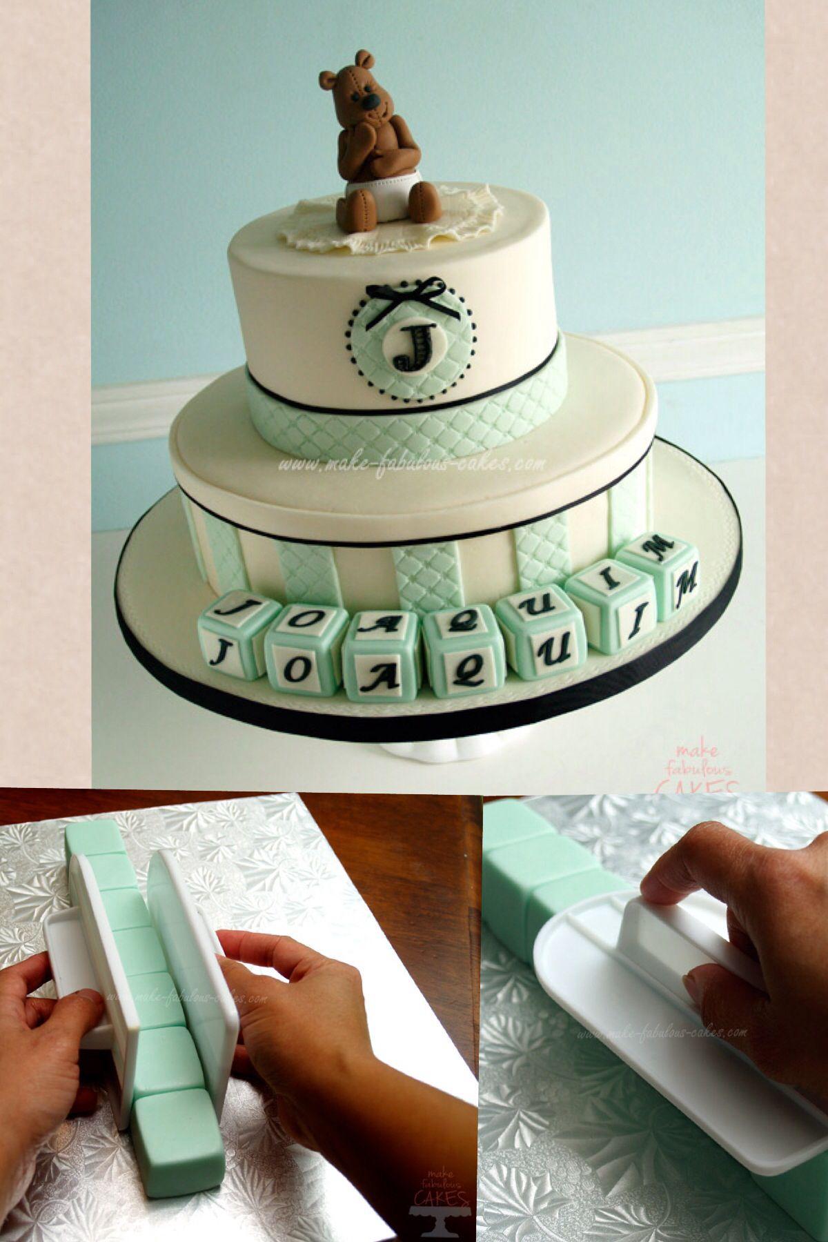 22+ Baptism cake topper boy ideas