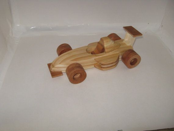 F1 Car Craft Homeschool Ideas Wood Toys Small