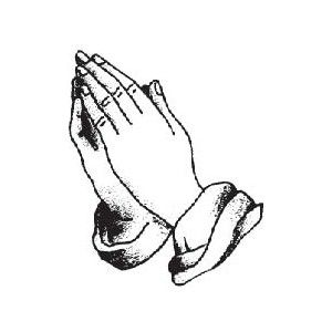 picture relating to Printable Praying Hands known as Praying Arms Template Printable  Engraved and Accessory