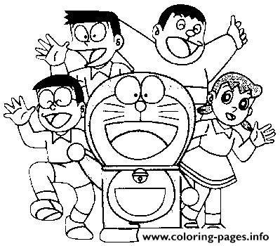 Print All Characters Doraemon S74be Coloring Pages Dinosaur Coloring Pages Cartoon Coloring Pages Cute Cartoon Drawings