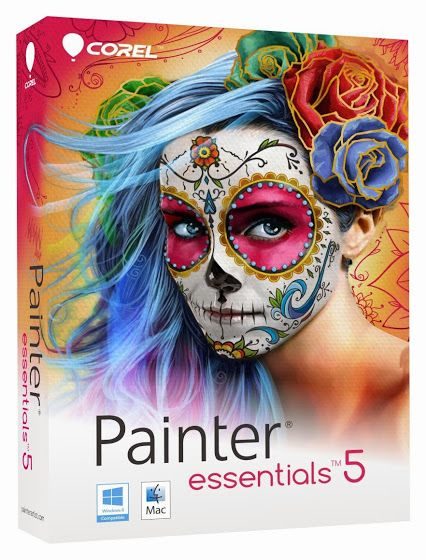 Meet Lawrence Mann, the UK-based Illustrator who designed the Painter Essentials 5 box for us! #DigitalArt #Art #Illustration