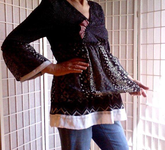 97  Vintage Retro Shabby Chic Women's Teen Clothing: by ArtzWear
