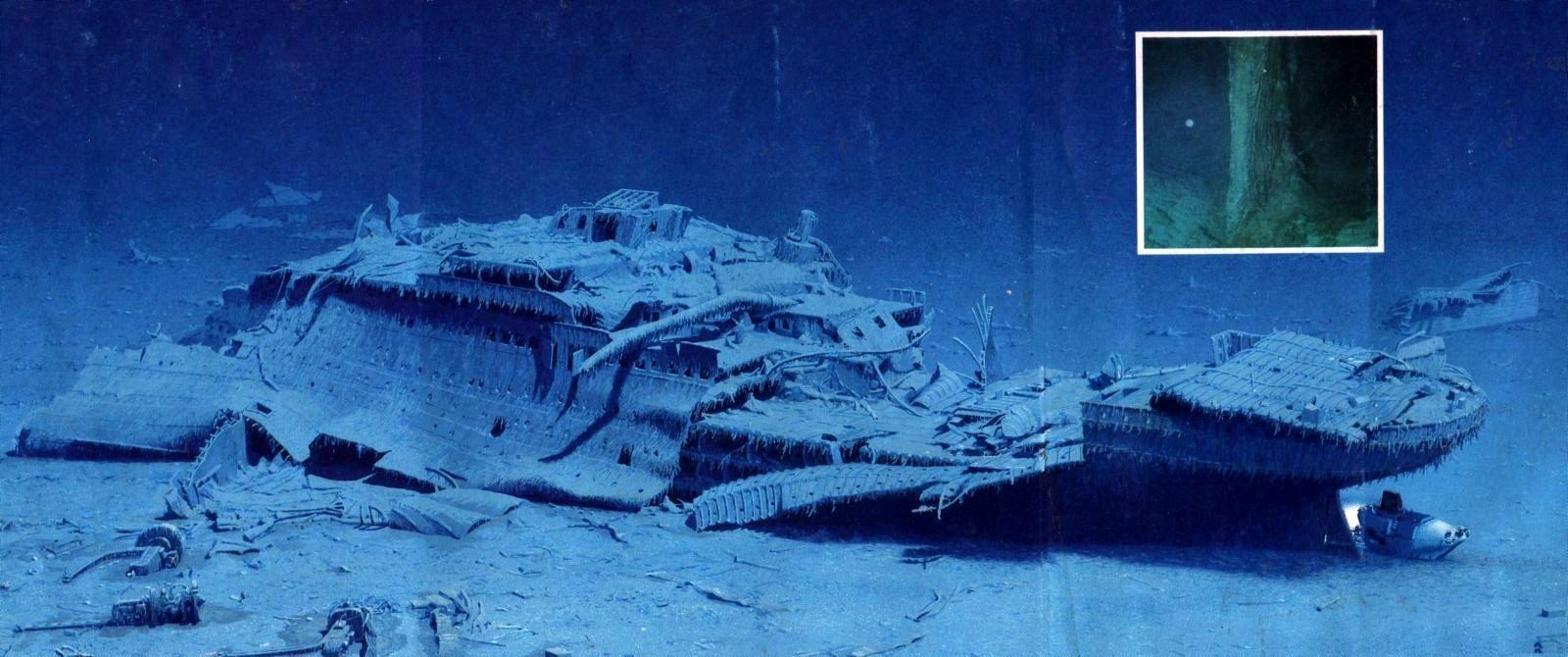 читать картинка как выглядит титаник под водой музыка