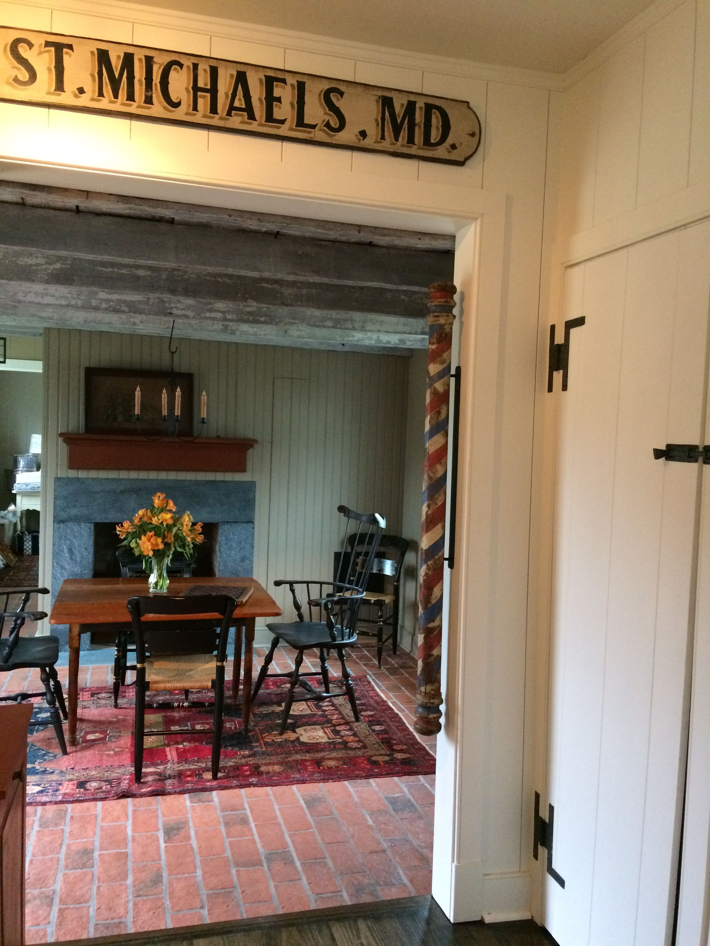 Pin on St. Michaels, MD Airbnb, Carpenter Street | Home ...