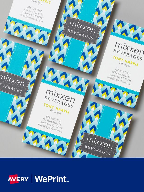 Create your own custom business cards online and avery weprint will create your own custom business cards online and avery weprint will deliver full color m4hsunfo Gallery
